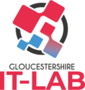 Gloucestershire IT-LAB Logo Transparent